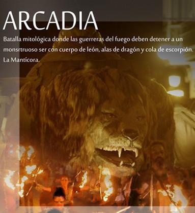 Espectáculo  Arcadia